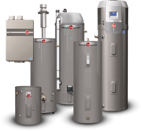 New Hot Water Heater-Suburban Plumbing Huntington Beach CA 92655