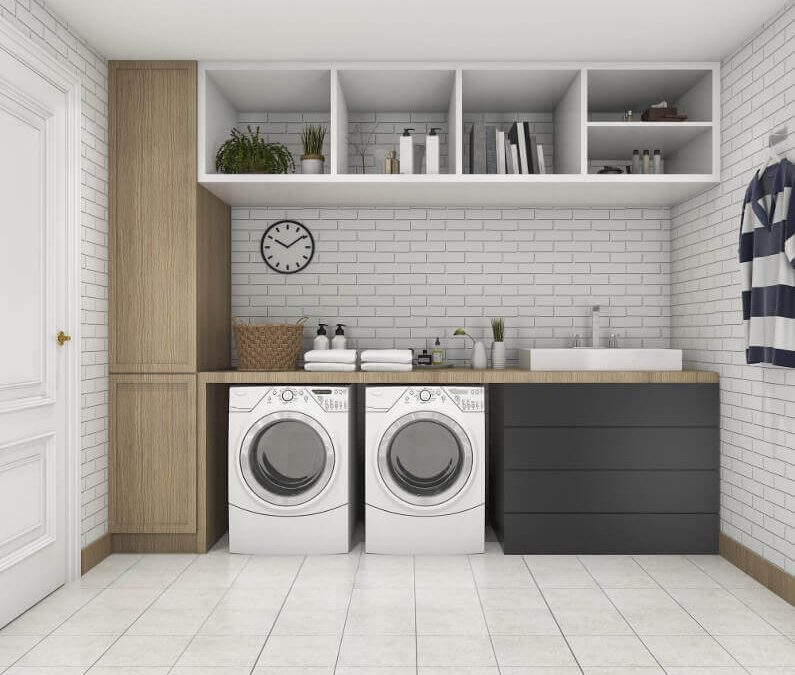 Relocating Your Laundry? What to Consider With Laundry Room Plumbing