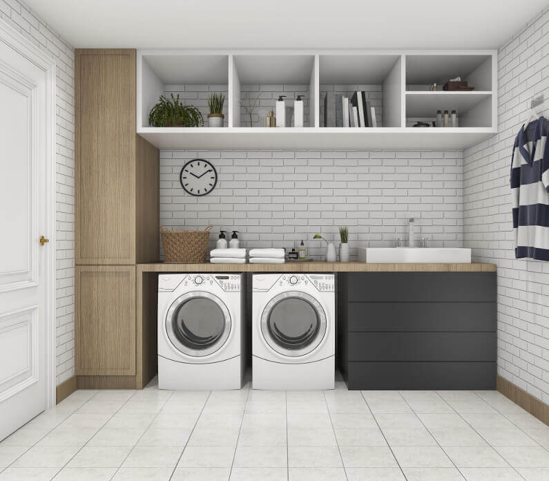 What to Consider With Laundry Room Plumbing