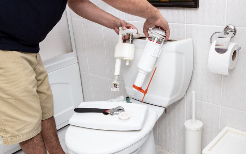 How to Replace a Toilet in Your Home