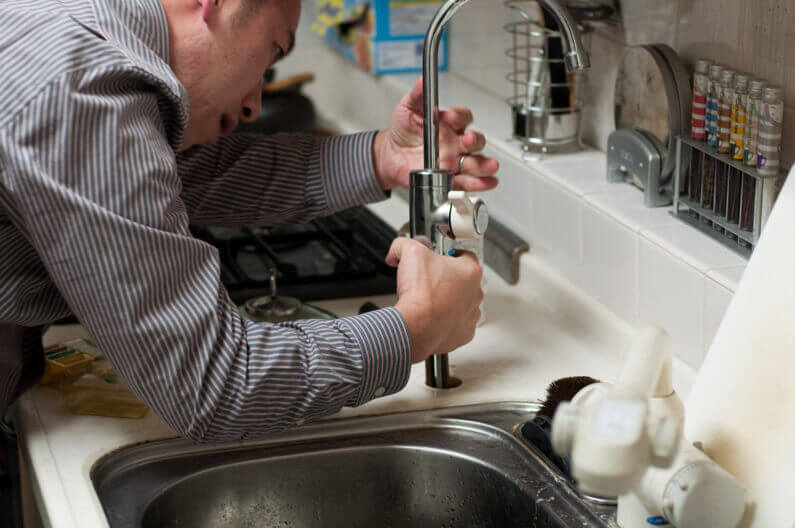 Everything but the Kitchen Sink: How Kitchen Sink Repair Works